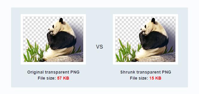 کاهش حجم تصاویر