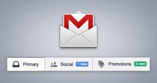 تاثیرات تب Promotions سرویس جیمیل بر روی بازاریابی ایمیلی