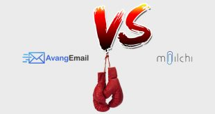 مقایسه دو نرم افزار ایمیل مارکتینگ تحت وب ایرانی: آونگ ایمیل و میل چی